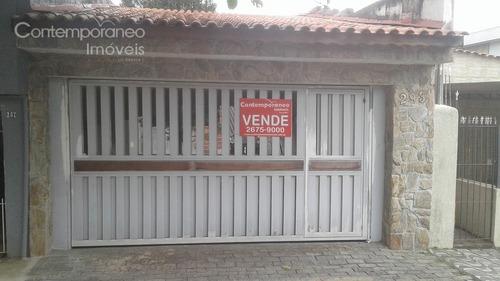 Casa Para Venda, 3 Dormitórios, Ermelino Matarazzo - São Paulo - 2797