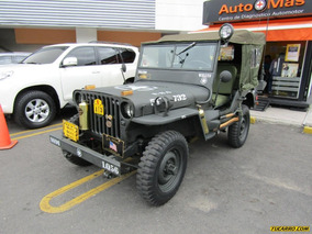 Jeep Willys Mb 2.4 Mt