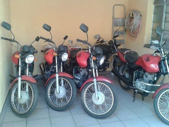 Oportunidade Escolha A Sua Honda Cg 125 Cargo Fan
