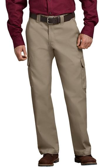 Dickies Wp592 - Pantalón De Trabajo Con Bolsas De Cargo