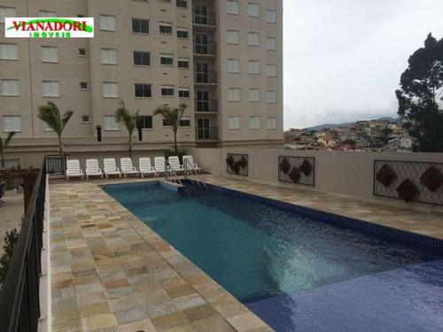 Imagem 1 de 22 de Cobertura Fatto Reserva Vila Rio Guarulhos - Ad0007