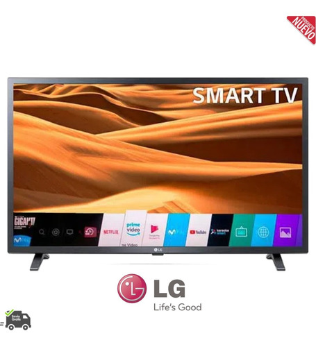 Televisor LG 32 Pulgadas Smart Tv 1366x768 Led Hd Nuevo