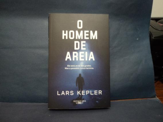 Livro: O Homem De Areia ( Lars Kepler )