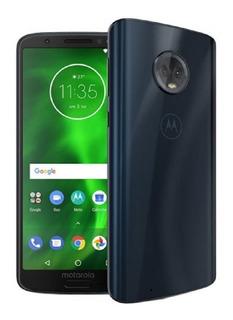 Motorola Moto G6 4g 32gb Cam Dual 12mp+5mp Ram3gb Octa Huell