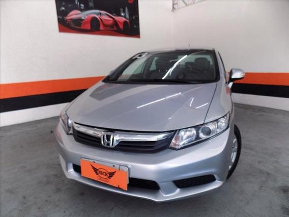 Honda Civic 1.8 Lxs 16v Gasolina 4p Automatico
