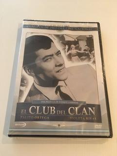 El Club Del Clan Coleccion Clasicos De Oro Del Cine Dvd