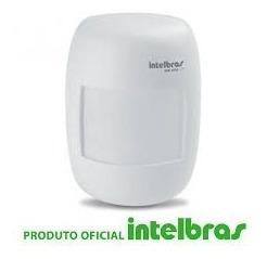 Sensor Segurança Infravermelho Passivo Com Fio Ivp 3000 Cf