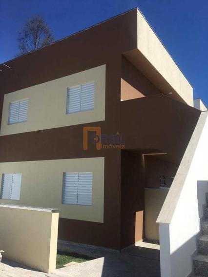 Casa De Condomínio Com 2 Dorms, Vila São Paulo, Mogi Das Cruzes - R$ 155 Mil, Cod: 1675 - V1675