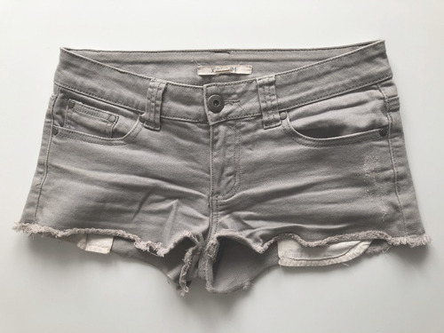 Short Jean Roto Mujer Forever 21 Talle S/m Importado Usa!!!
