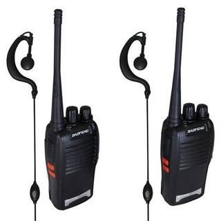 Rádio Comunicador Walk Talk Baofeng 777s Alcance 12km E Fone