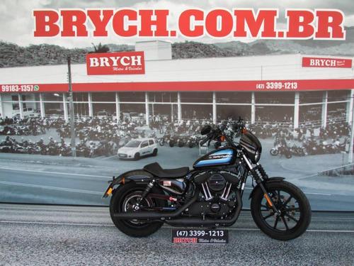 Harley Davidson Xl 1200 Ns Sportster Iron Abs