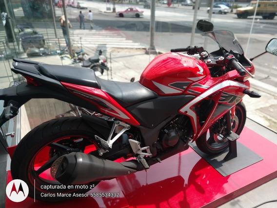 Honda Cbr 250r 2020 Nueva