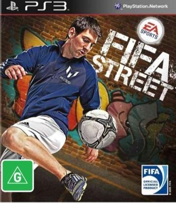 Fifa Street Ps3 Psn Original Envio Já
