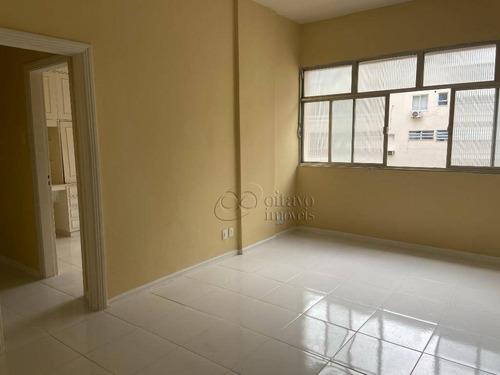 Imagem 1 de 15 de Apartamento Com 2 Dormitórios À Venda, 76 M² Por R$ 980.000,00 - Copacabana - Rio De Janeiro/rj - Ap7222