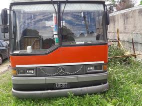 Colectivo Mercedez Benz Automático Motor Turbo 1320