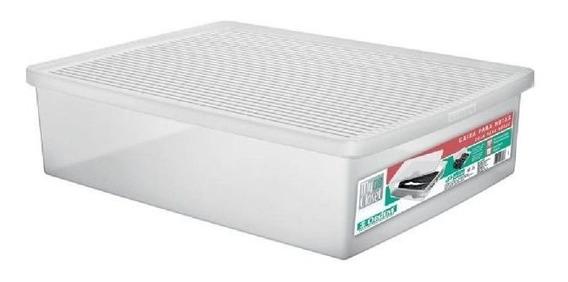 Caixa Organizadora Ordene Extra Gde Botas 36x13x49 Or60700