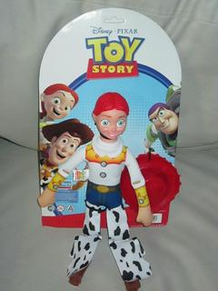 Muñeco Soft Vaquerita Jessie Toy Story New Toy´s (martinez )