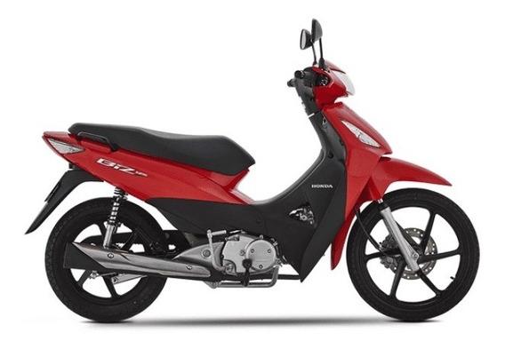 Honda C 125 Biz New 0km 2018 Financiación Con Dni Cuotas