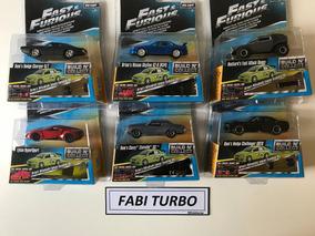 Jada 1:64 Velozes E Furiosos Wave 3 = 6 Minis + Lancer Extra