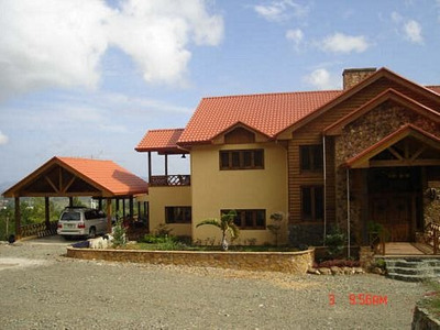 Hermosa Villa En Jarabacoa De 850m2