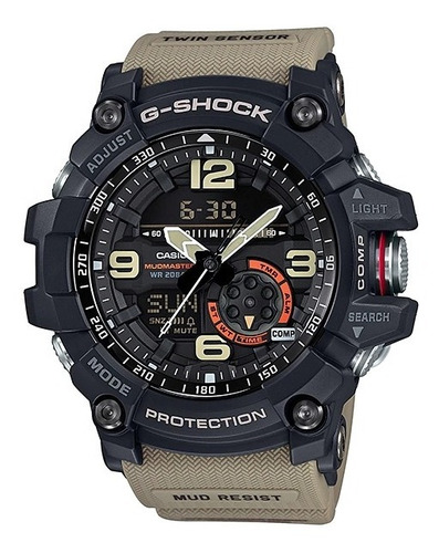 Casio G-shock Master Of G Mudmaster Gg-1000-1a5