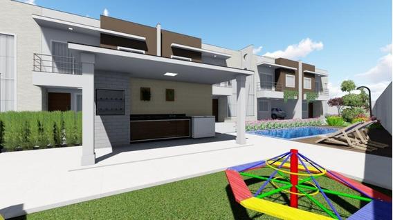 Casa Para Venda Em Vila Velha, Interlagos, 3 Dormitórios, 1 Suíte, 3 Banheiros - 52195