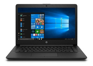 Notebook Hp 14-ck0051 Intel® Celeron® N4000 Windows 10