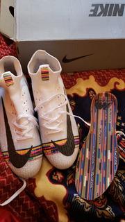 Chimpunes adidas Nike Puma