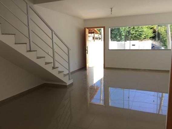 Excelente Casa 2 Quartos À Venda No Cafubá - Ca00111 - 33651498