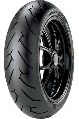 Cubierta Pirelli 130-70-17 Diablo Rosso 2 Twis Ns Ybr Coyote