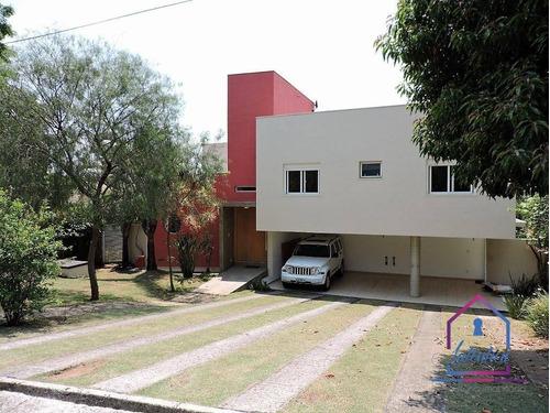 Imagem 1 de 28 de Casa Com 4 Dormitórios À Venda, 400 M² Por R$ 2.200.000,00 - Palos Verdes - Cotia/sp - Ca0342