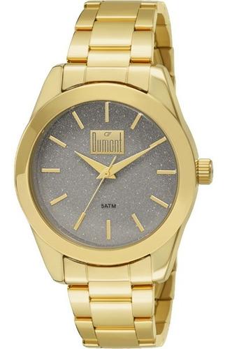 Relógio Dumont Feminino Du2035lmy/4c