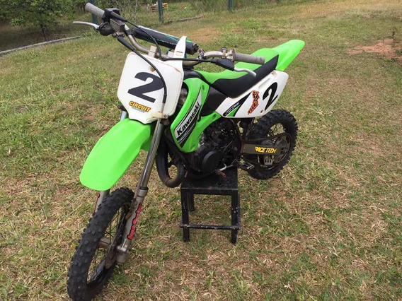 Kawasaki Kx 65cc 2 T