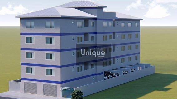 Apartamento Com 1 Dormitório À Venda, 42 M² Por R$ 195.000 - Centro - São Pedro Da Aldeia/rj - Ap0159