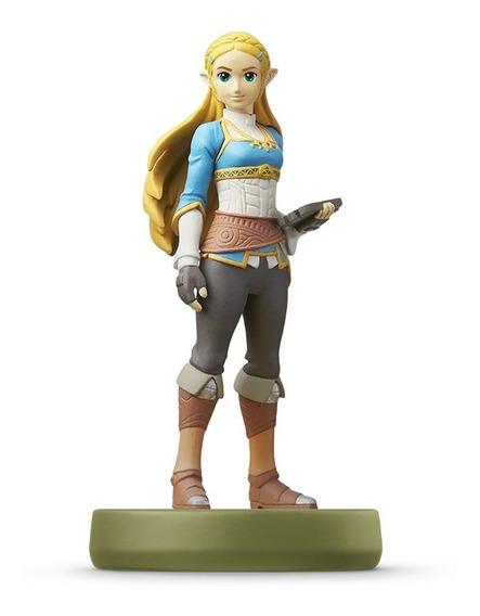 Amiibo Zelda Breath Of The Wild Legend Of Zelda Switch 3ds