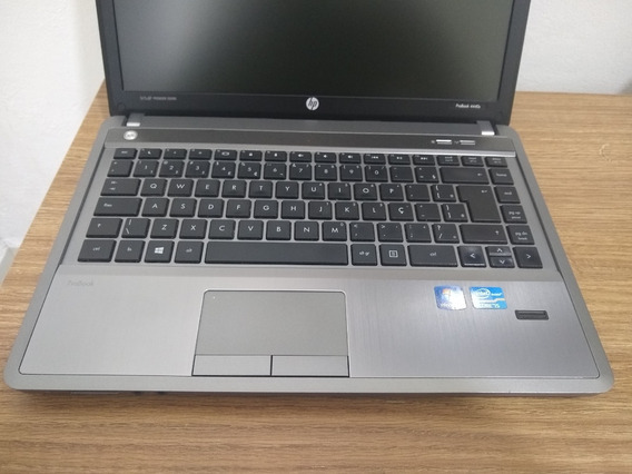 Notebook Hp Probook 4440s I5-3210m 4gb/500gb