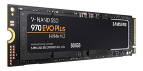 Ssd M2 500gb Samsung 970 Evo Plus Nvme 3500mb/s Pc/notebook