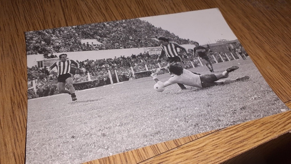 Foto De Prensa Futbol Instituto Vs Boca Juniors 1979 -gatti