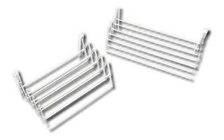 Tendedero Extensible Para Tender Ropa Ancho 60cm 10 Varillas