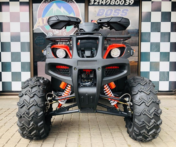 Cuatrimoto Boss Ranchero 250cc Mecánico 2020 Nuevo
