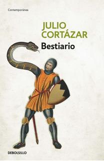 Bestiario - Julio Cortazar - De Bolsillo - Libro Nuevo