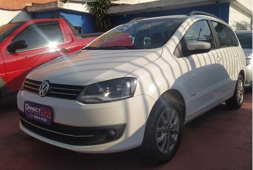 Imagem 1 de 10 de Volkswagen Spacefox 2013 1.6 Trend Total Flex 5p