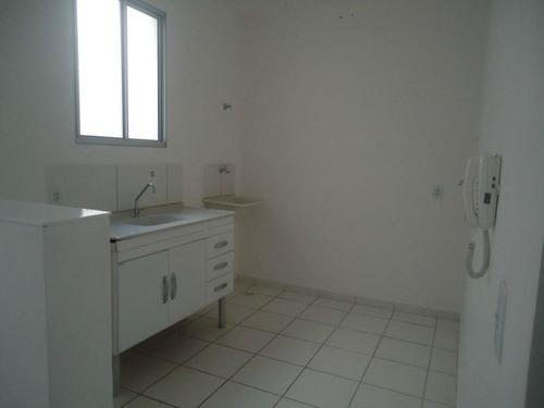 Apartamento Residencial À Venda, Jardim Búfalo, Jundiaí. - Ap0836 - 34729156
