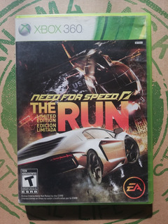 Need For Speed The Run Xbox 360 Usado
