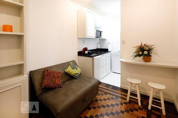 Apartamento Para Aluguel - Copacabana, 1 Quarto, 30 - 893117022