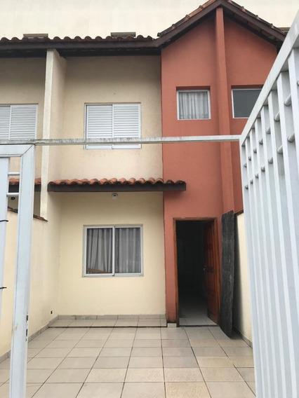 Sobrado Em Mirim, Praia Grande/sp De 82m² 3 Quartos À Venda Por R$ 255.000,00 - So282421