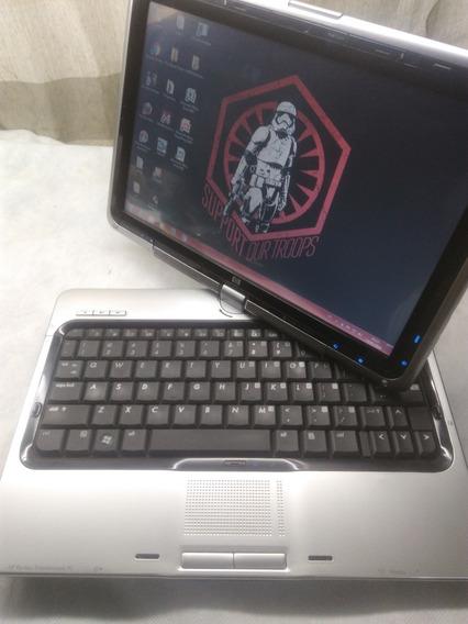Notebook Hp Turion 2.2 3gigas Hd 120 Pronta Entrega Barato!