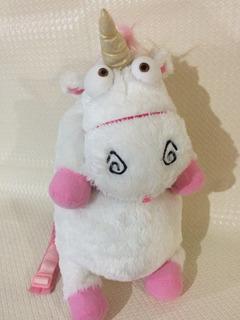 Fluffy Unicornio De Agnes Minions - Gisetoys