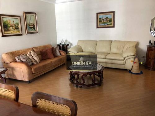 Apartamento Com 3 Dormitórios À Venda, 144 M² - Higienópolis - São Paulo/sp - Ap43023