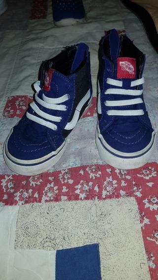Zapatillas Niños Vans adidas Talle 22